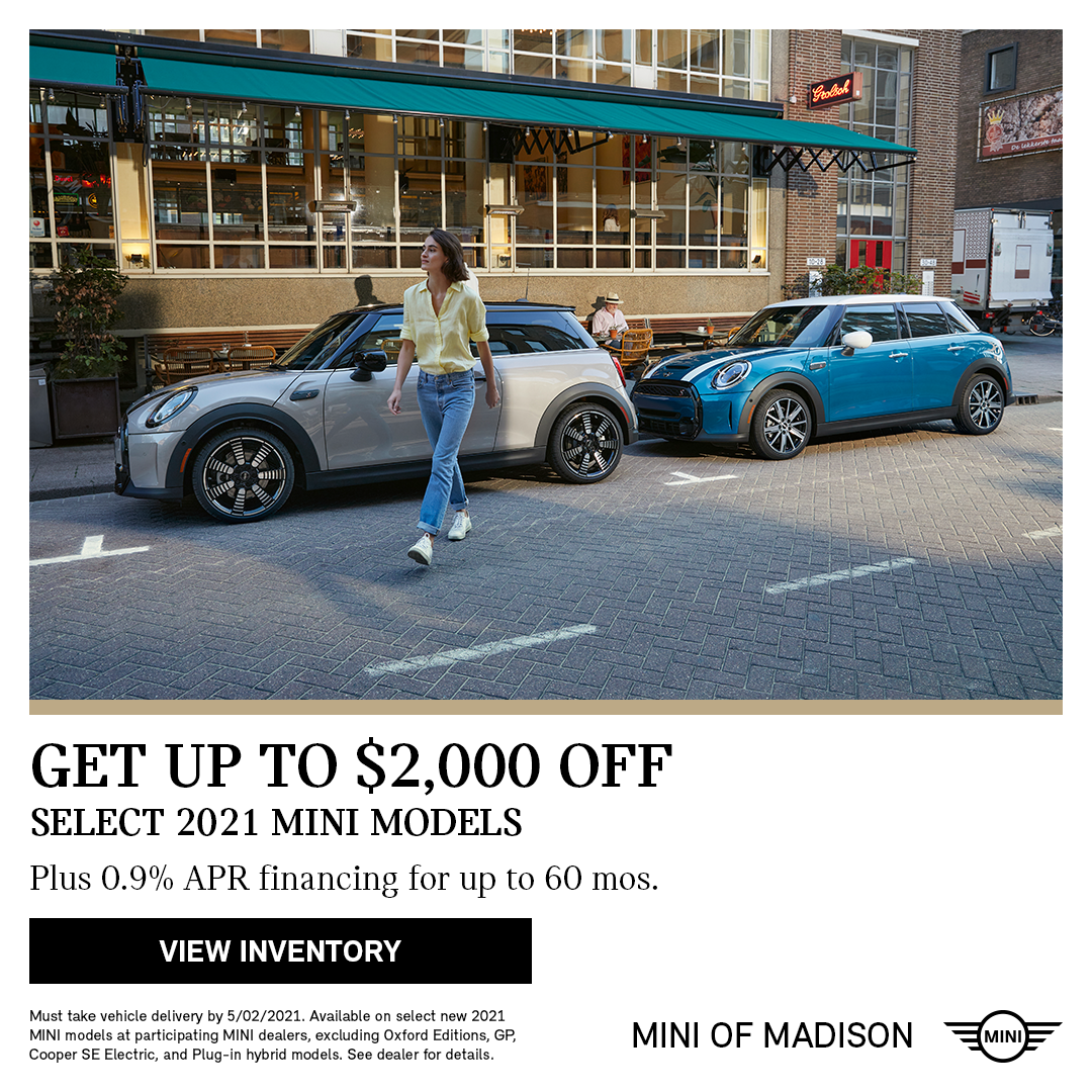 APR_21_MINI of Madison April Incentive
